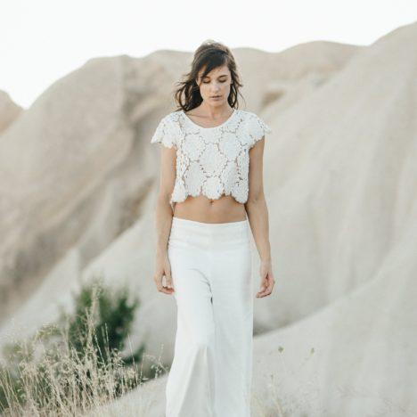 tenue de mariée Dana par elisa ness