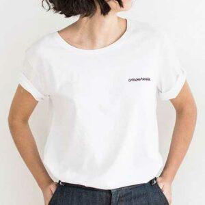 Tee-shirt Buttée amoureuse acheter boutique paris