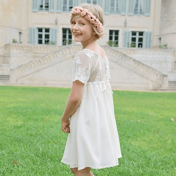 Robe fille Lucie Les Petits Inclassables acheter boutique paris