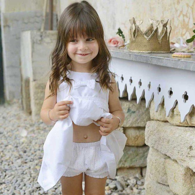 Bloomer bébé fille Emma Les Petits Inclassables acheter boutique paris