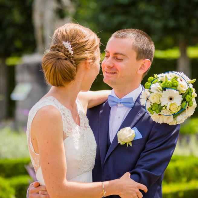 coiffeuse domicile paris mariage mariée