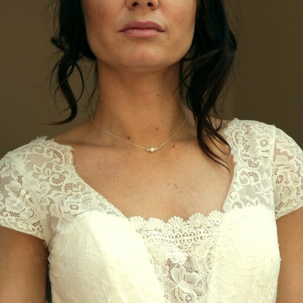 collier de mariée acheter boutique mariage paris et en ligne