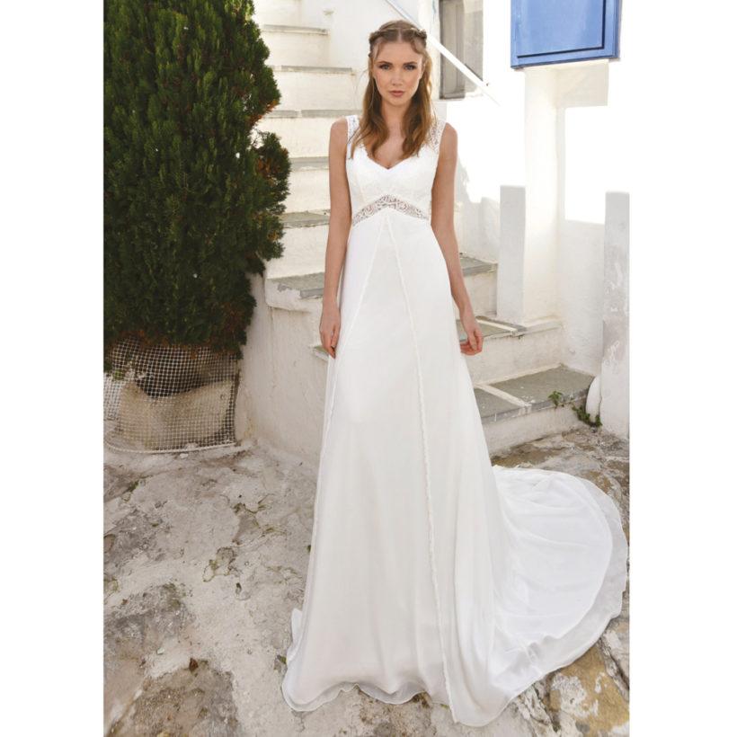 Robe de mariée longue Joanne