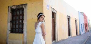 collection robes de mariée bohème chic Bo'M Bom 2020 boutique mariage paris essayer