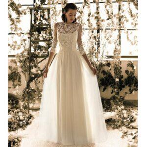 Robe de mariée longue Giulia Metropolitan collection 2020