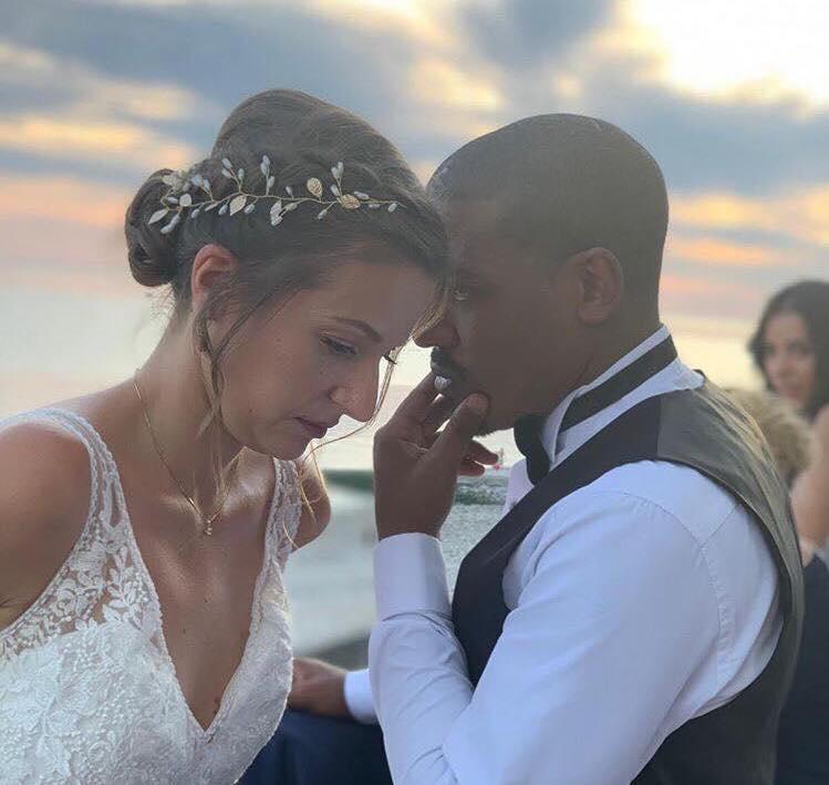 accessoire de cheveux mariée 2019