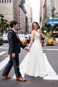 mariée new york jupe longue mariage blanche jupe plissée acheter boutique paris
