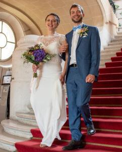 robe de mariée bohème boutique paris