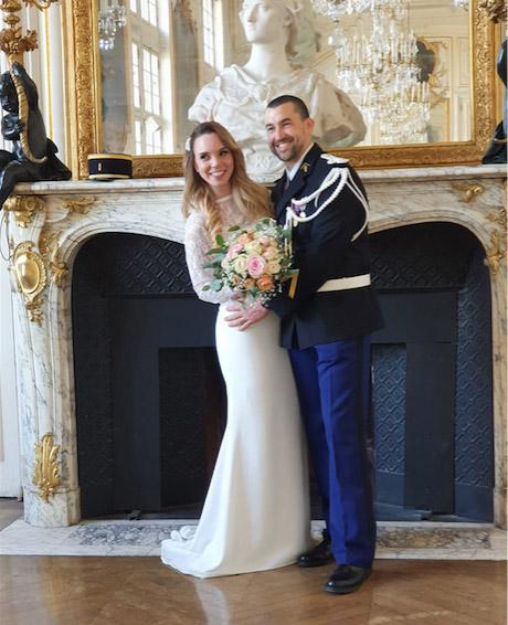 mariée avril 2021 achat tenue mariage boutique Paris