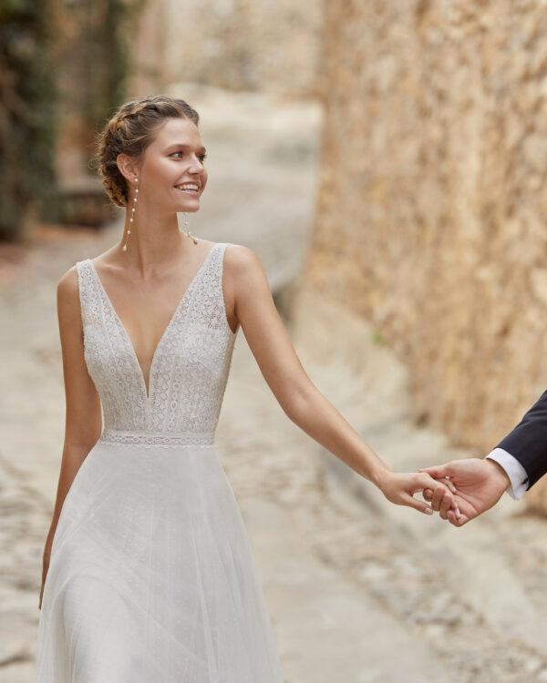 Robe de mariée Milar