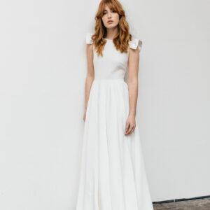 Robe de mariée longue Romantique by Romance