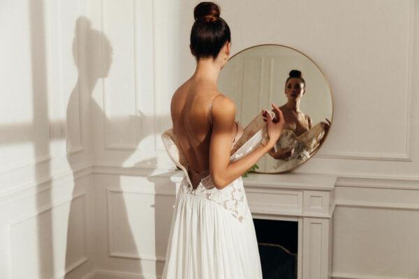 Lingerie soutien-gorge mariage dos nu Back to Glam