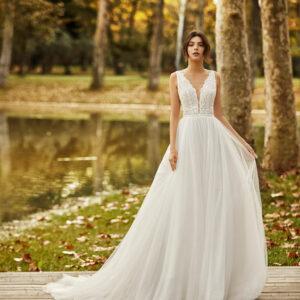 Robe de mariée Ongile
