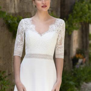 Robe de mariée longue Donatella