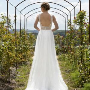 Robe de mariée longue Doriane